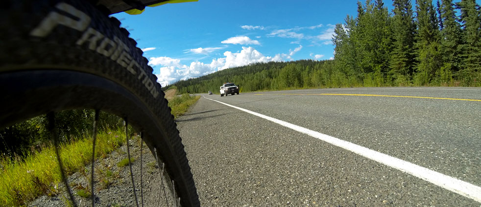 riding-next-to-the-alaska-highway-gopro-closeup