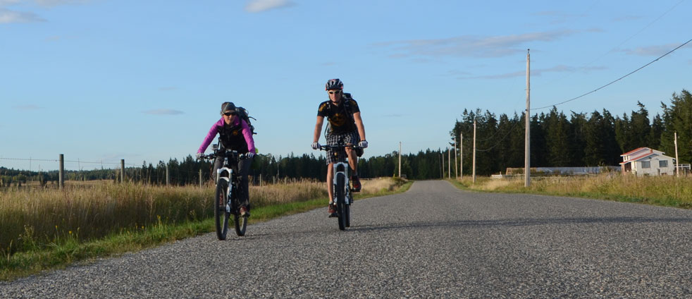 cycling-on-west-fraser-road